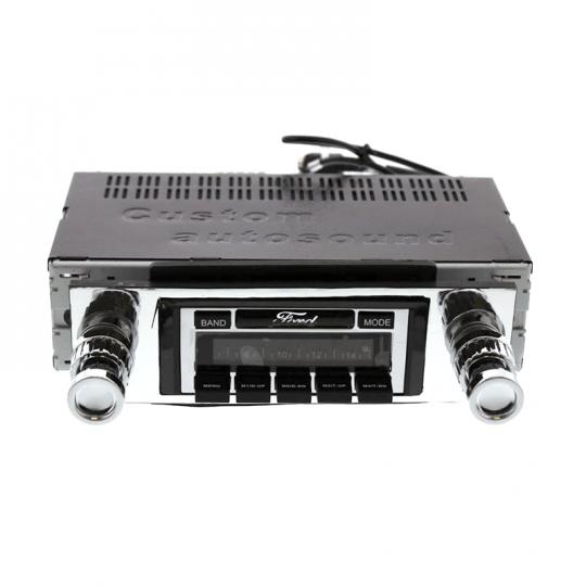1963-1964 Ford Galaxie Radio USA-230 CAM-GAL-230