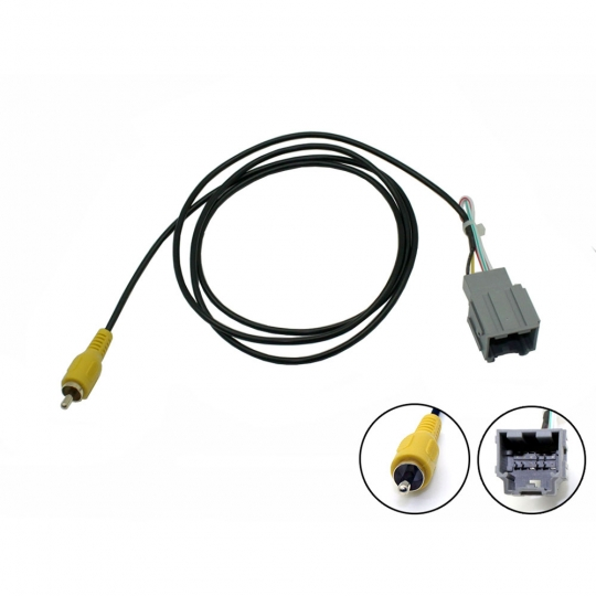 Scosche 2014-Up Select GM Vehicles Camera Retention wire harness