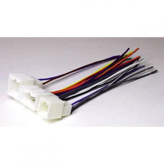 Scosche 1998-04 Ford Premium Sound retention wire harness kit FDK9B