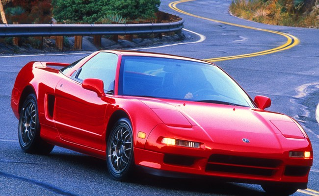 Acura-1999-NSX-credit-Wieck Old Acura