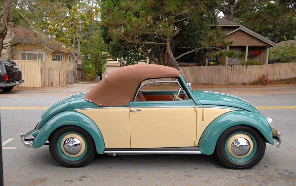 1949 Volkswagen Beetle convertible CLASSIC CARS TODAY ONLINE