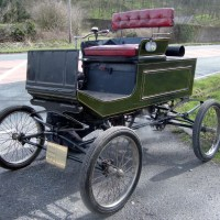 Puritan Steam Car