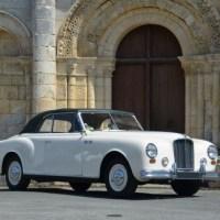 Coachbuilt Jaguar Mk VII
