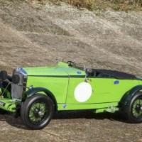 Talbot Alpine Racer