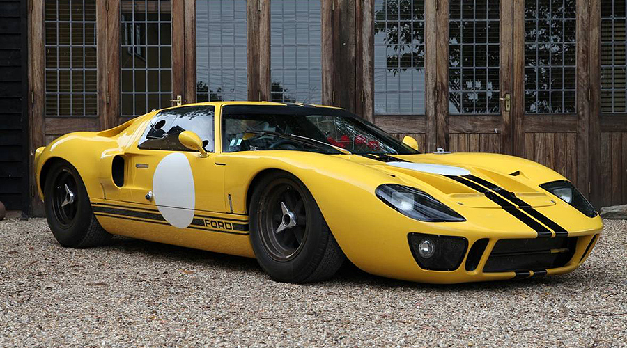 Import Car Wallpapers New To Classic Driver 1965 Ford Gt40 The Grand Prix