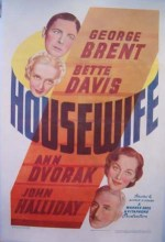 housewife 1934