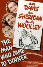 Poster - Man Who Came to Dinner, 1942