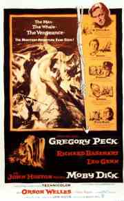 Moby Dick (1956) with Gregory Peck