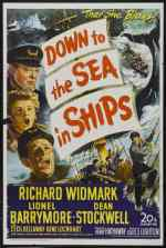 down to the sea in ships 1949