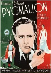 Pygmalion (1938) with Leslie Howard and Wendy Hiller