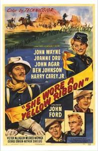 1949 she wore a yellow ribbon