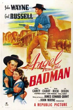 1947 Angel and the Badman