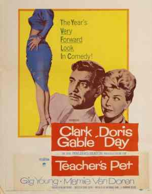 1958 teachers pet