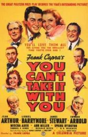 You Can't Take It with Your (1938) - with Jean Arthur and James Stewart