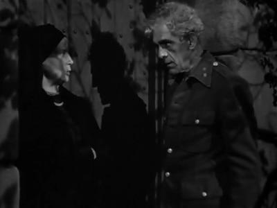1945 The Isle of the Dead Boris Karloff Helen Thimig