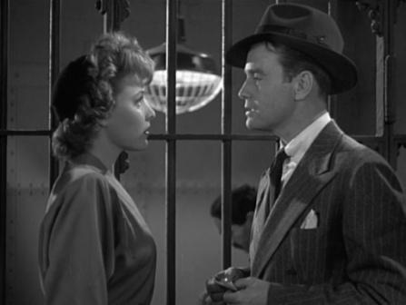 1942 Fingerprints at the Window Lew Ayres and Laraine Day 1