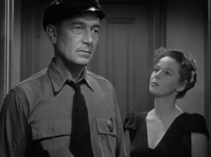 Paul Lukas and Susan Hayward in 1946's Deadline at Dawn