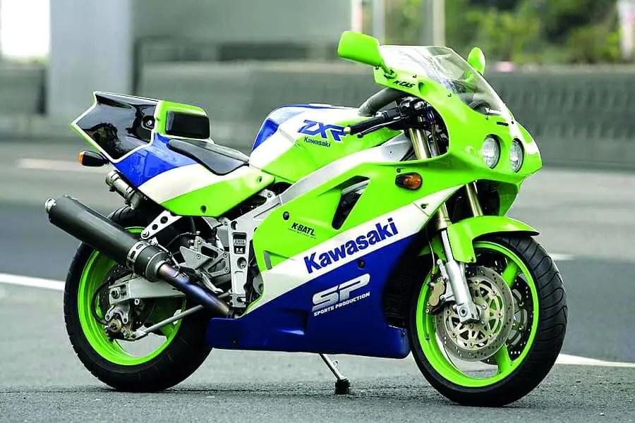 QA Kawasaki ZXR and Suzuki RV90 \u2013 Classic Motorcycle Mechanics