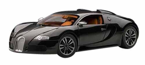 autoart bugatti veyron 1 18 scale model. Black Bedroom Furniture Sets. Home Design Ideas