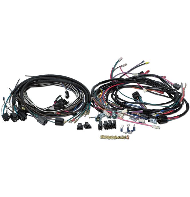 original 68 camaro wiring harness complete