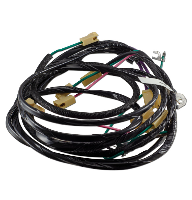 Wiring harnesses for classic Chevy trucks and GMC trucks 1955-59