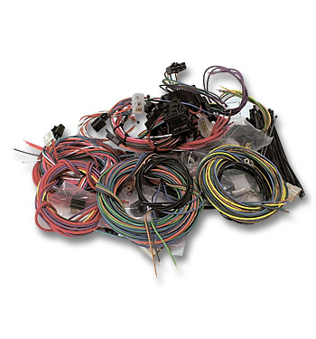 Wiring harnesses for classic Chevy trucks and GMC trucks 1947-54