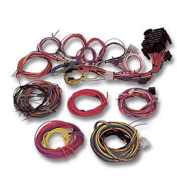 Wiring harnesses for classic Chevy trucks and GMC trucks 1973-87