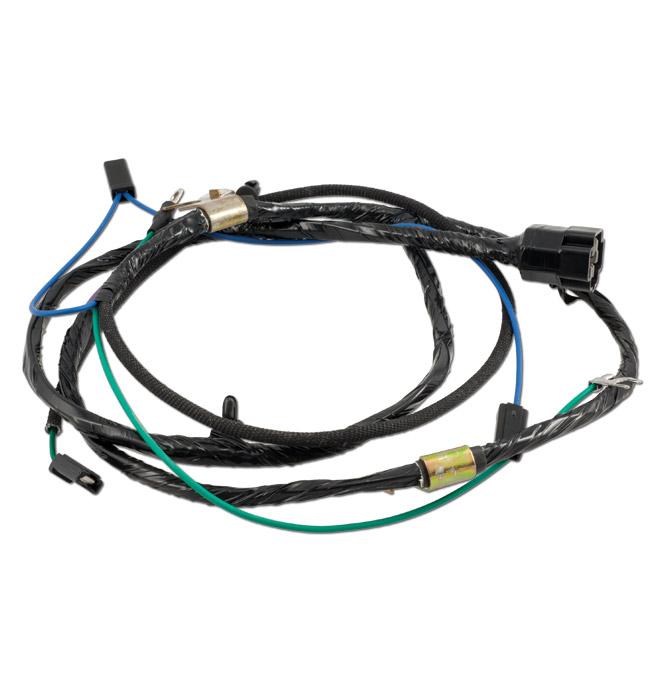 69 camaro factory wiring harness