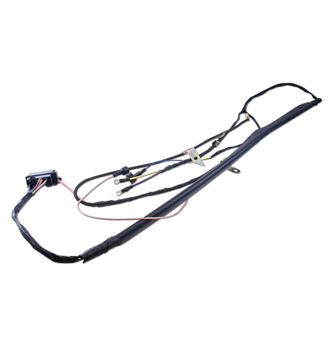 classic car wiring harness kits