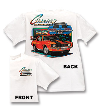 T-shirts for classic Chevy trucks and GMC trucks