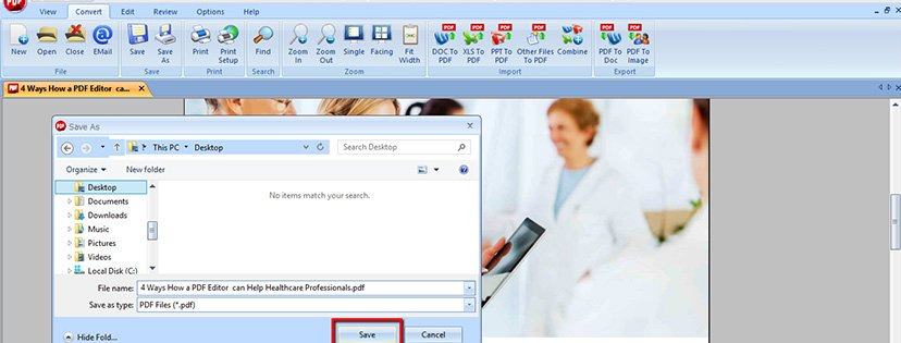 How to Convert Word to PDF Format Classic PDF Editor - Convert File To Pdf