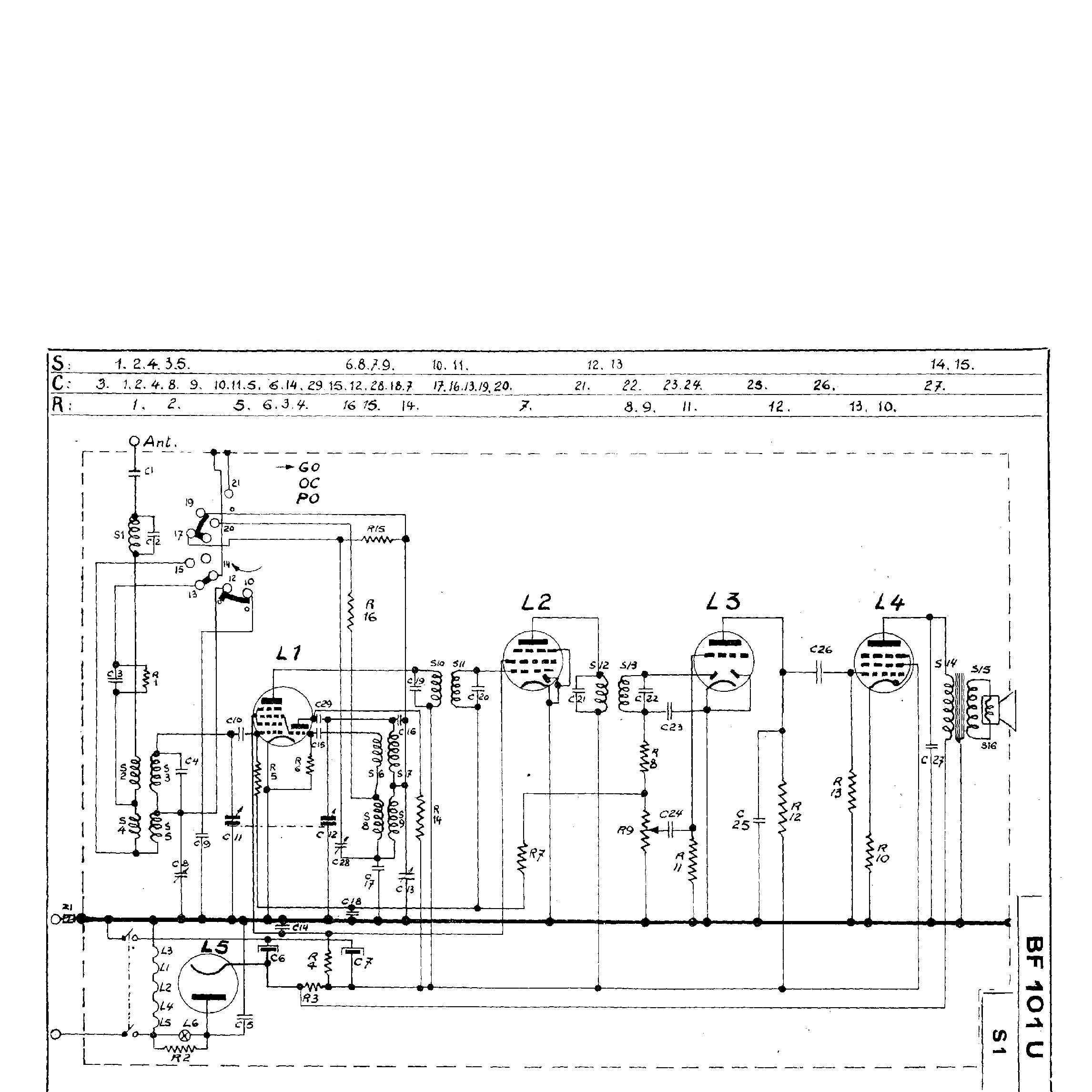 gallery parts of a flute diagram
