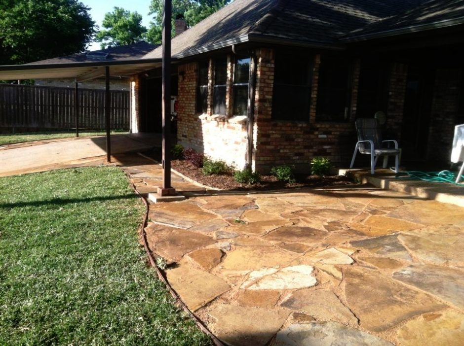 Landscaping And Outdoor Projects Classic Rock Stone Yard
