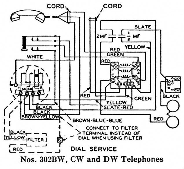classicrotaryphonescom wiring diagrams