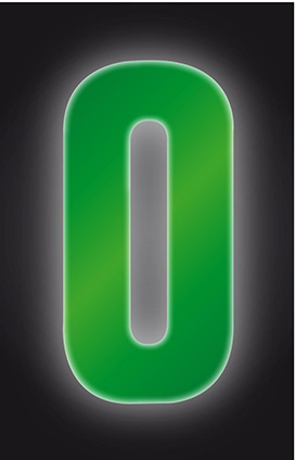 High-Visibility Reflective Wheelie Bins Numbers | Classic Signs