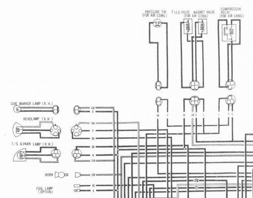 1976 280z Wiring Diagram - Wiring Diagrams Schema