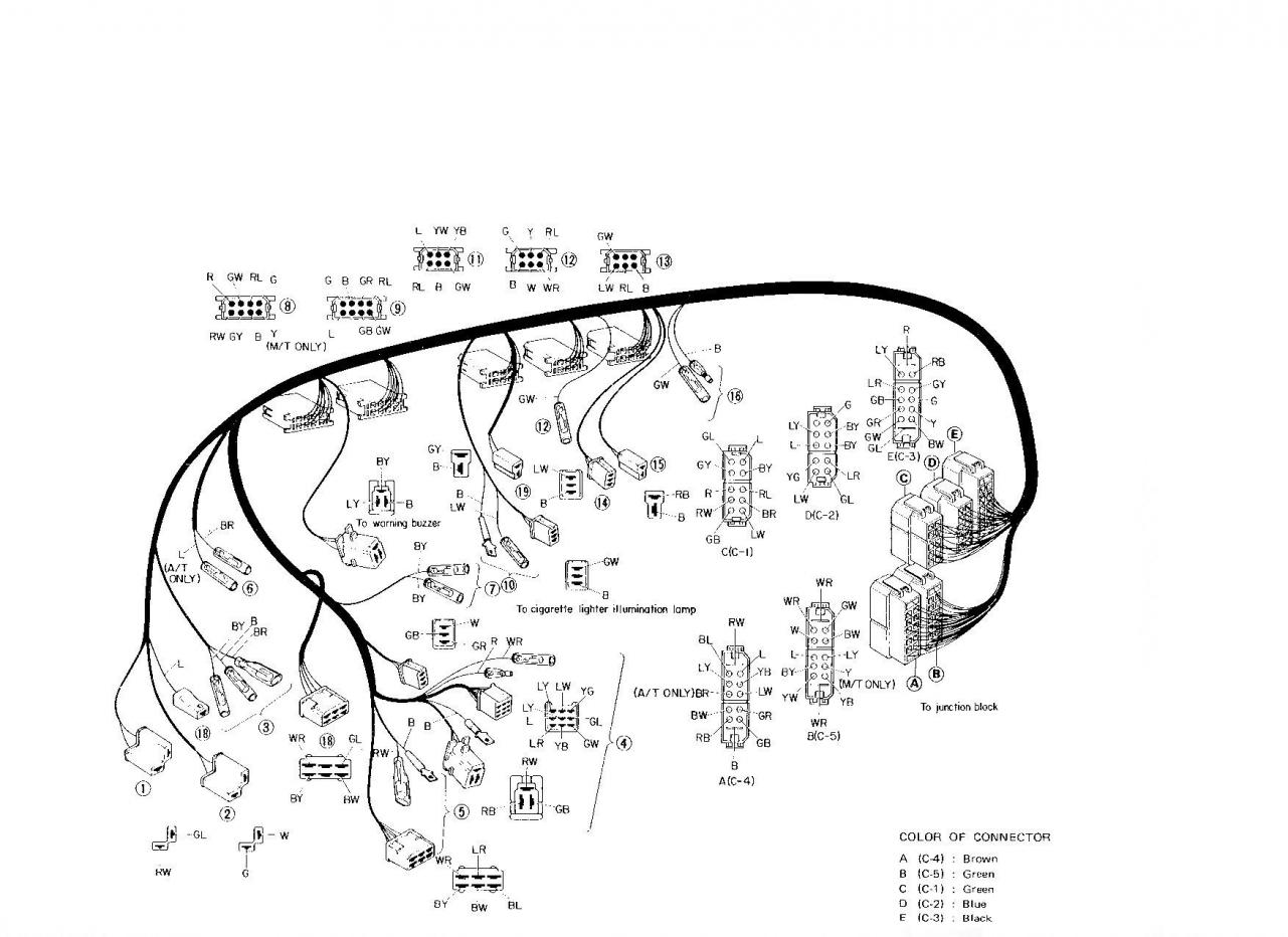 1975 280z wiring diagram