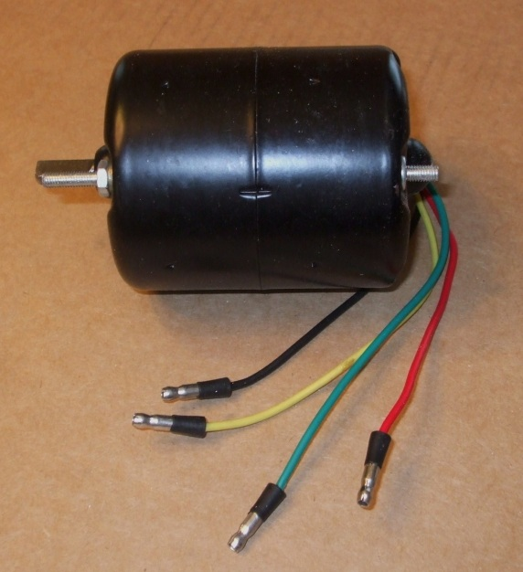 Ford Thunderbird Parts - Electrical and Vacuum 1958 to 1960
