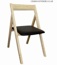 Folding Chair Wood, Classroom Desk