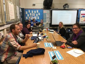 Science educators gathered in San Diego on December 2, 2015 to review and provide feedback on the first public draft of the California Science Curriculum Framework.