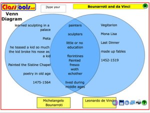 Physical And Chemical Properties Venn Diagram