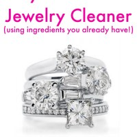 Easy Homemade Jewelry Cleaner