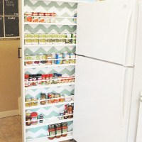 DIY Canned Food Organizer Tutorial