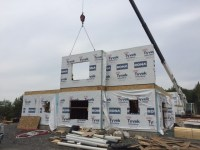 Panelized Wall Systems   CLATTCO Construction & Home ...