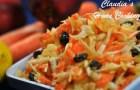 Apple Celery Carrot Salad