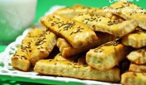Caraway Bread Sticks