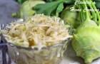 Kolrabi Salad
