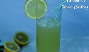 Ginger Lemon Rain