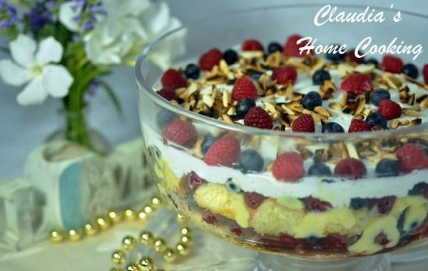 Scottish Trifle