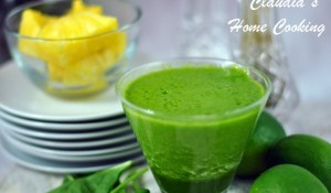 Spinach Pineapple Juice